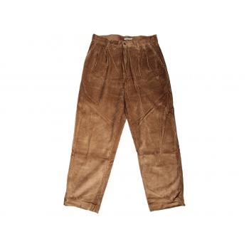 Мужские вельветовые брюки MARKS&SPENCER W 34