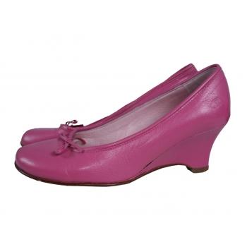 Женские розовые туфли 37 размер