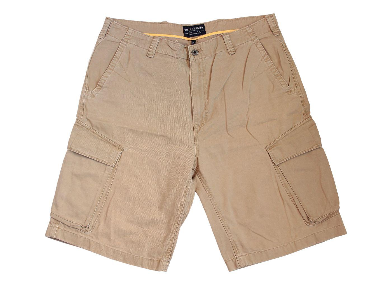Мужские бежевые шорты W 36 NAUTICA JEANS CARGO
