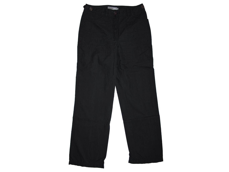 Женские черные модные брюки SANDWICH, S
