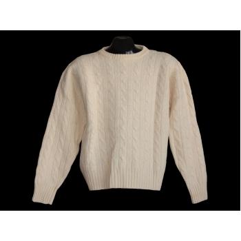 Мужской бежевый шерстяной свитер SALEM