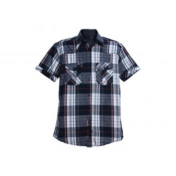 Мужская рубашка в клетку JACK & JONES, L