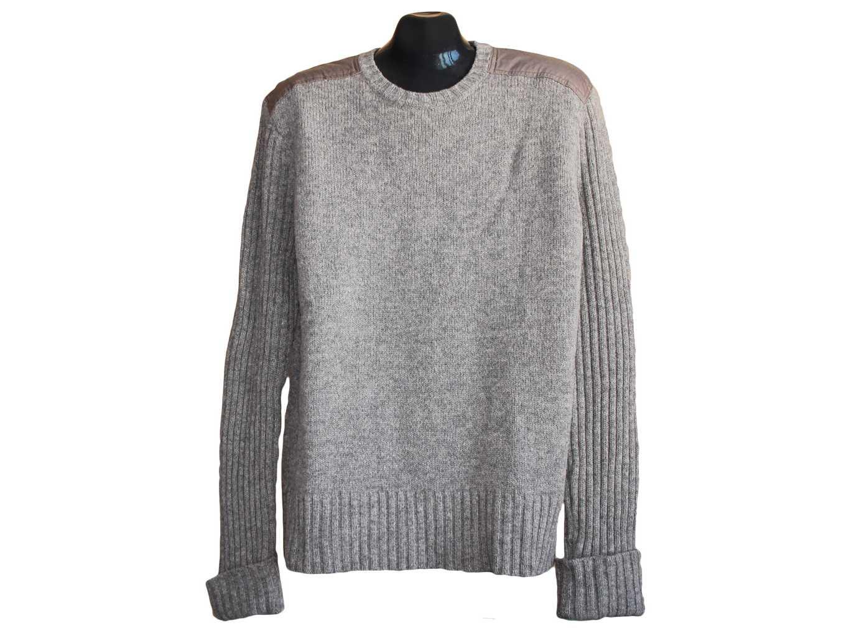 Мужской шерстяной свитер MATINIQUE, L