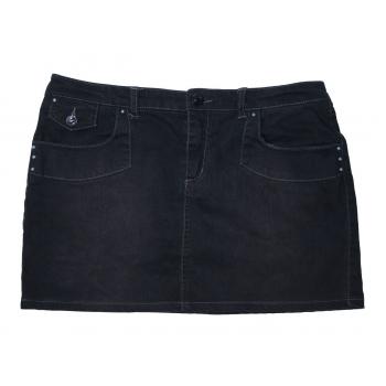 Женская джинсовая мини юбка COLOURS OF THE WORLD, L