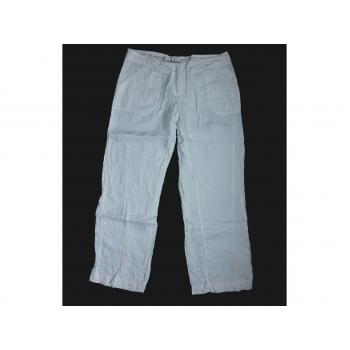 Женские белые льняные брюки ATMOSPHERE, М