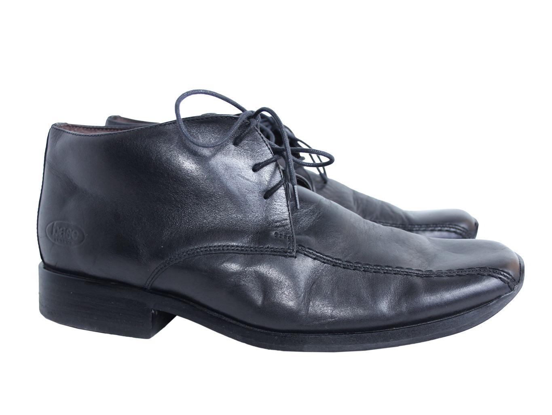 Мужские кожаные ботинки BASE LONDON 44 размер