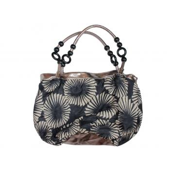 Большая женская текстильная сумка
