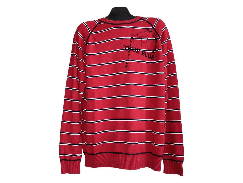 Мужской красный свитер JACK & JONES, L