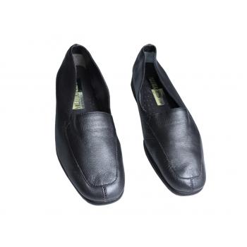Женские кожаные туфли 34 размер