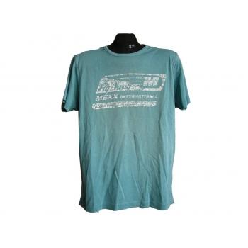 Мужская голубая футболка MEXX