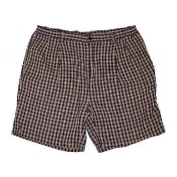 Мужские шорты в клетку VAN HEUSEN W 40