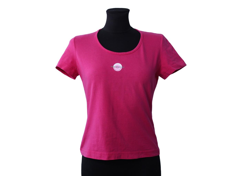Женская футболка малинового цвета MEXX SPORT