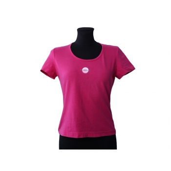 Женская футболка малинового цвета MEXX SPORT, XS