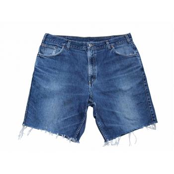 Мужские джинсовые рваные шорты MUSTANG W 40