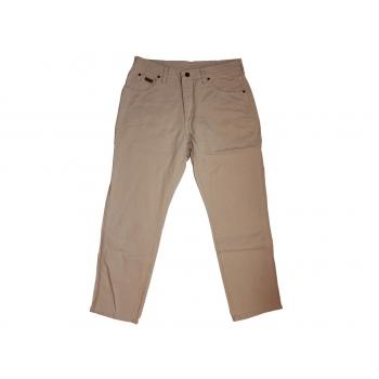 Мужские светлые джинсы WRANGLER  W 30 L 30