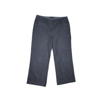 Женские серые брюки в полоску LAURA ASHLEY, L