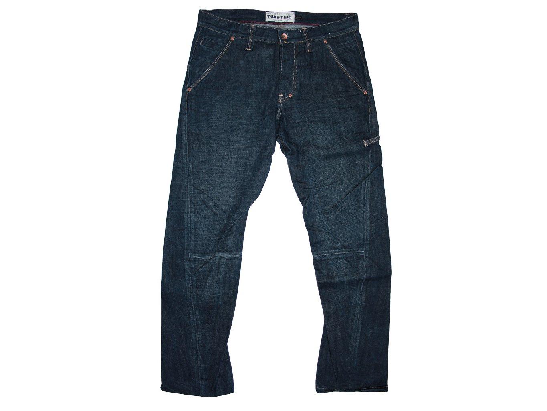 Мужские узкие джинсы TWISTER TOPMAN W 34 L 32