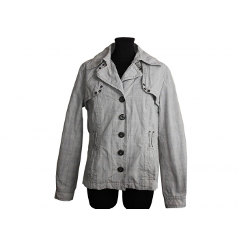 Женская серая деми куртка EASY COMFORT, XL