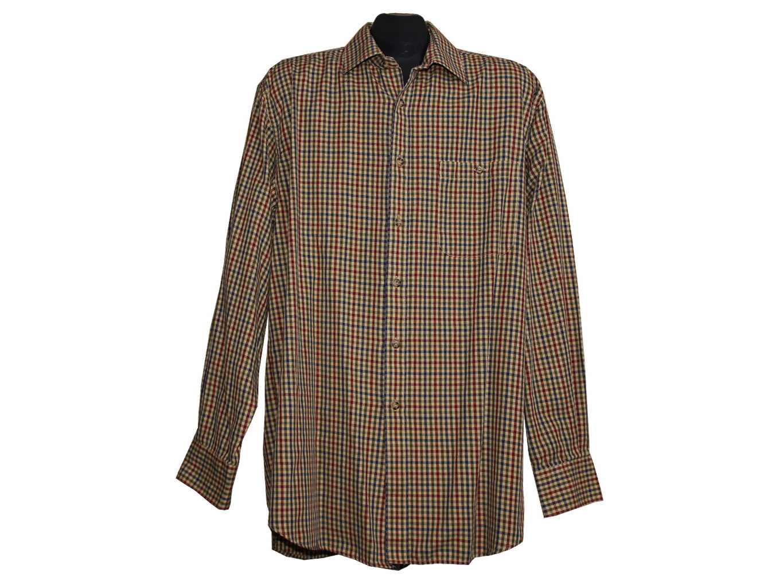 Мужская рубашка в клетку WHITBY, L