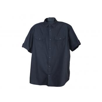 Мужская черная рубашка ANGELO LITRICO, XL