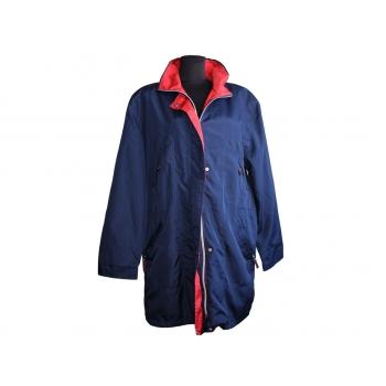 Женская синяя куртка весна осень PASSWORD