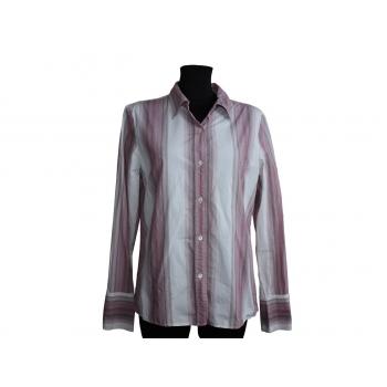 Модная женская рубашка в полоску CALVIN KLEIN