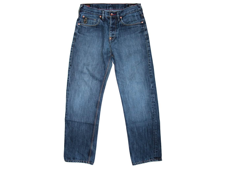 Мужские крутые джинсы UNITED KINGDOM of LUKE W 30 L 32