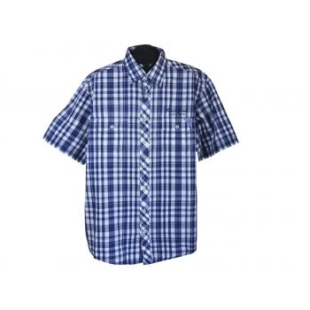 2a364fdafd9 Мужская рубашка в клетку CASA MODA