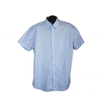 Мужская голубая рубашка TOMAS NASH, XL