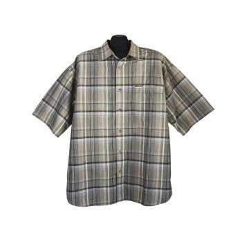 Мужская рубашка в клетку COLUMBIA, 3XL