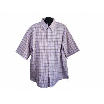 Рубашка мужская в клетку MATIVE, XXL