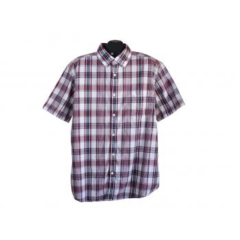 Рубашка мужская в клетку ESPRIT, XXL