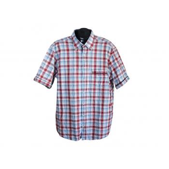 Рубашка мужская в клетку FEBEL, XXL
