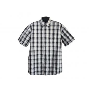 Рубашка мужская в клетку DORNBUSCH, XXL