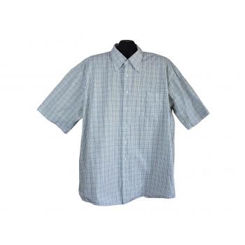 Рубашка мужская в клетку EKA, 3XL