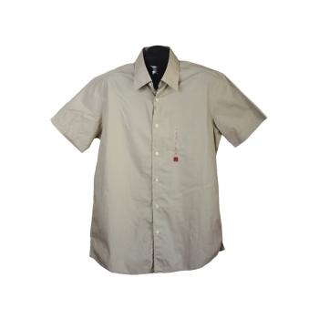 Рубашка мужская бежевая ESPRIT, L