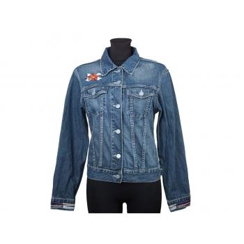 Женская синяя джинсовая куртка CAMPUS, М