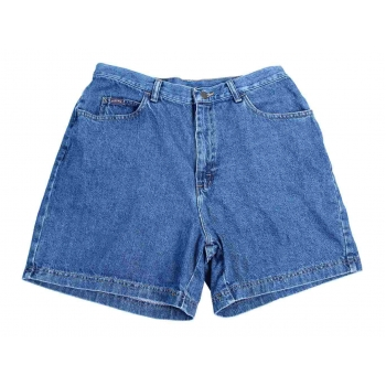 Женские синие джинсовые шорты RIDERS, М
