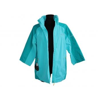 Женская зеленая куртка дождевик REGATTA Waterproof Hydrafort, М
