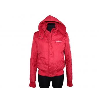 Женская демисезонная красная куртка HOOCH, S