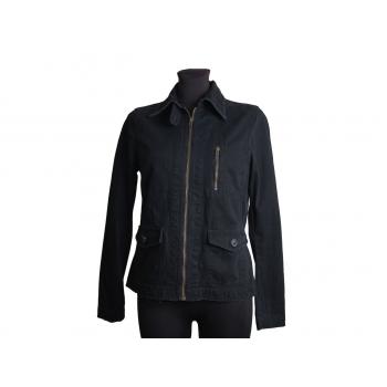 Женская черная деми куртка H&M, XS