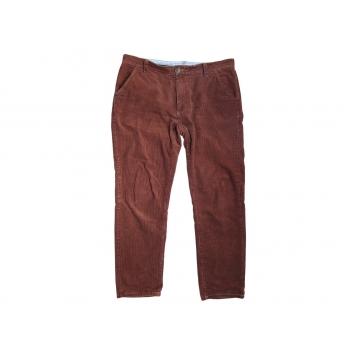 Мужские коричневые вельветовые брюки HANSEN & JACOB W 36 L 32
