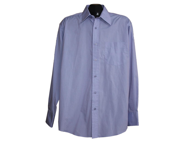 Мужская сиреневая рубашка CEDARWOOD STATE, L