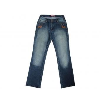 Женские прямые джинсы MLN