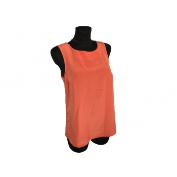 Женская оранжевая блузка NEW LOOK, S