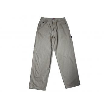 Мужские светлые джинсы на высокий рост W 34 TOMMY HILFIGER JEANS