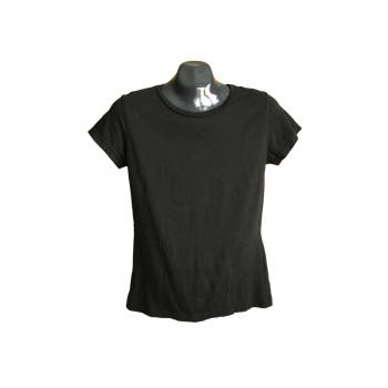 Женская черная футболка H&M