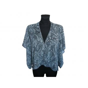 Женская серая блузка TOP SHOP, XS