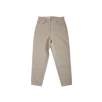 Женские зауженные джинсы с высокой талией MUSTANG