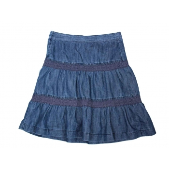 Женская джинсовая миди юбка ONLY